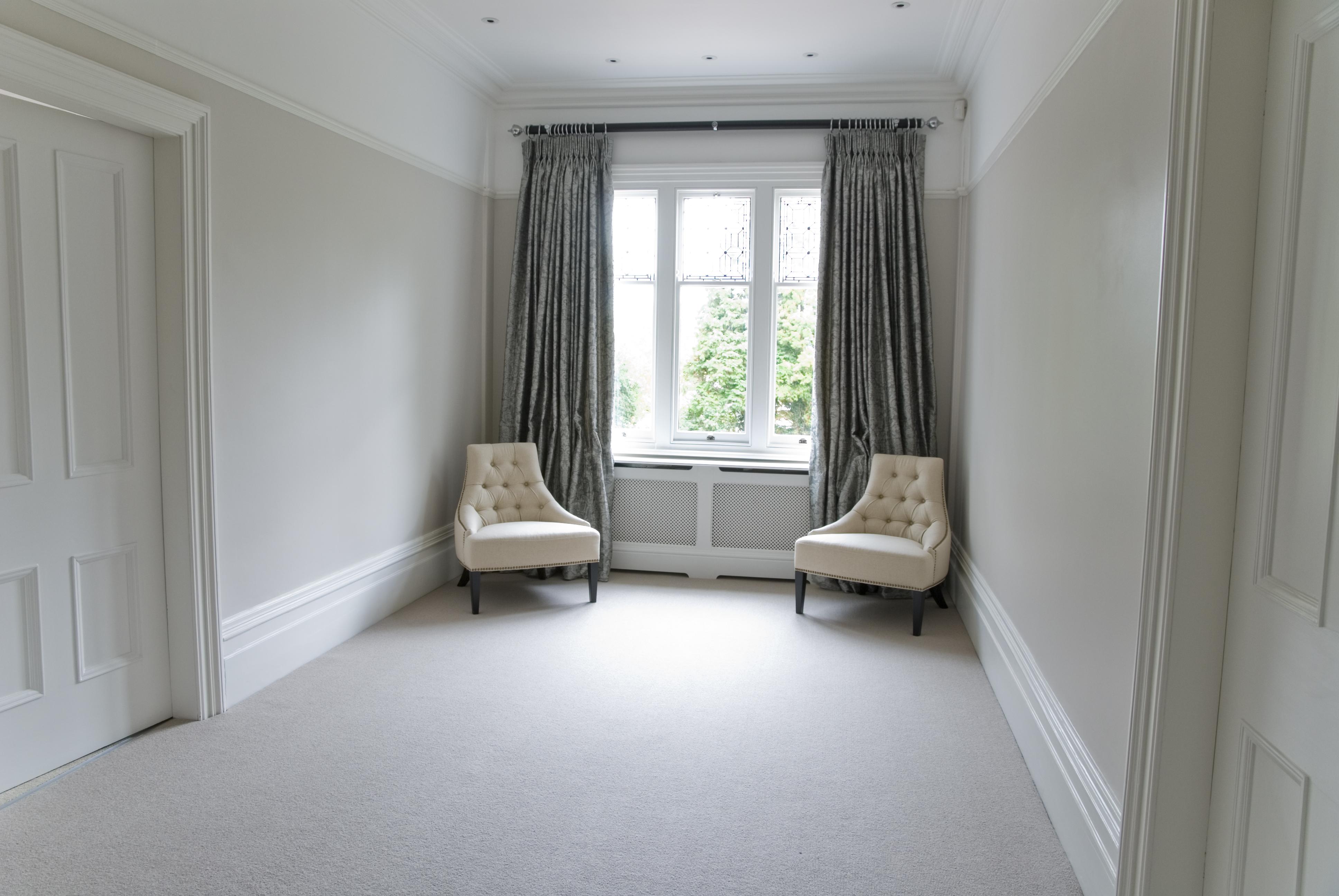 Modern edwardian interior design