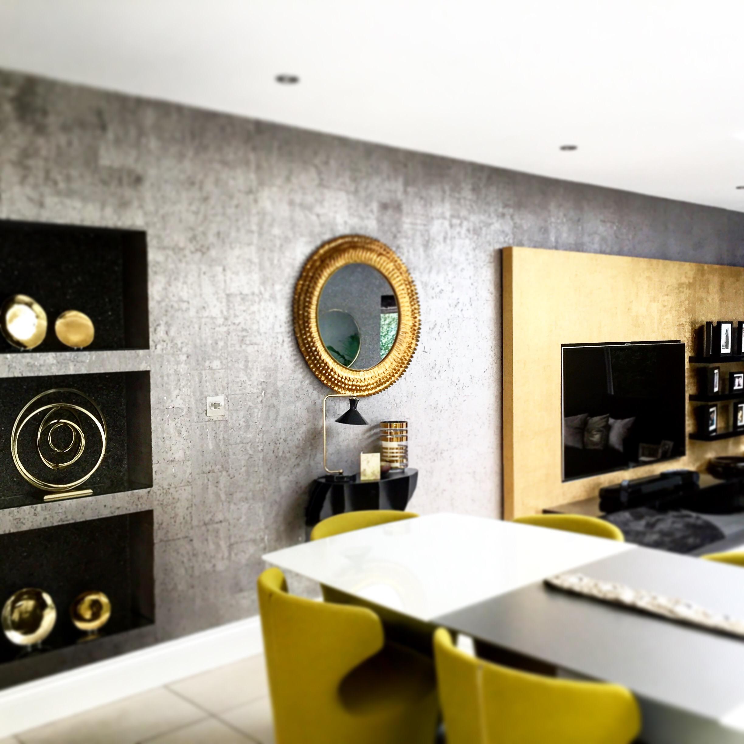 Quarndon Living room